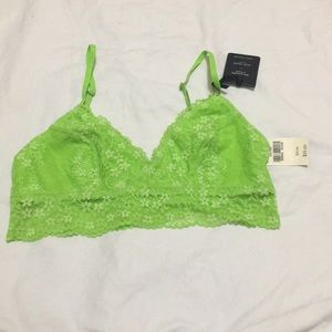 Abercrombie & Fitch gilly Hicks bralette